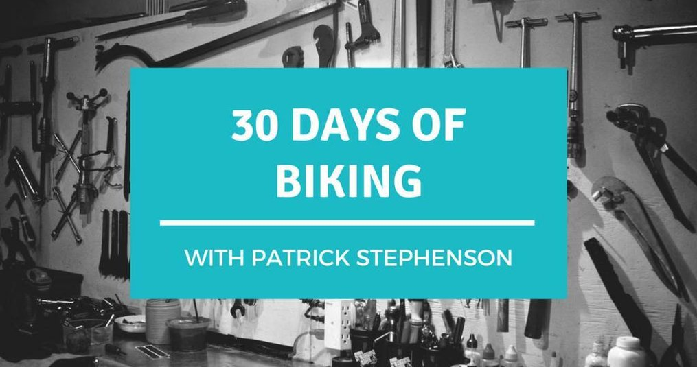 Leveraging 30 Days of Biking to Move