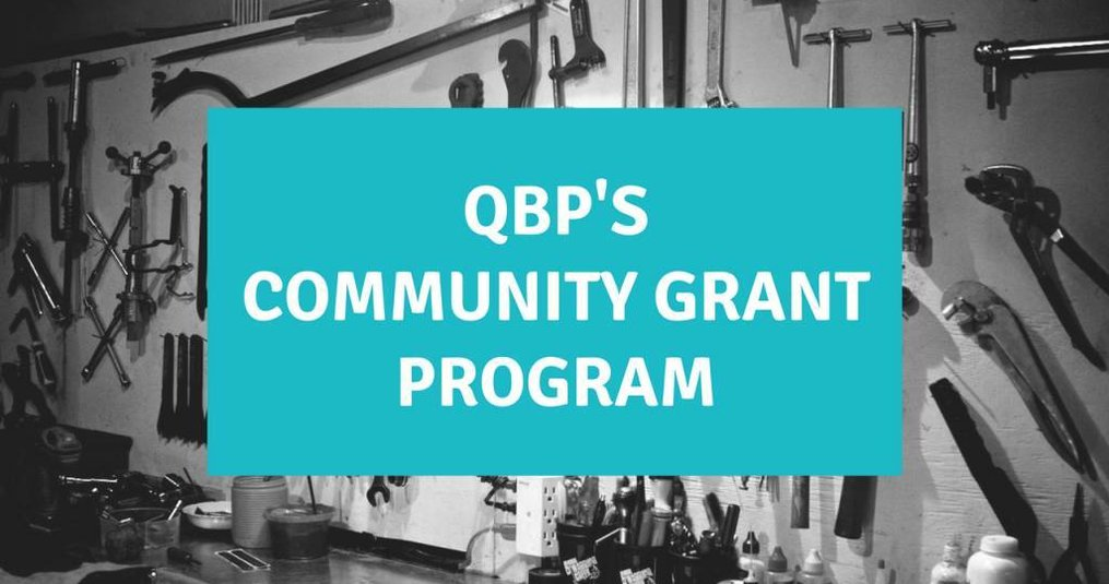 QBP's Community Grant Program