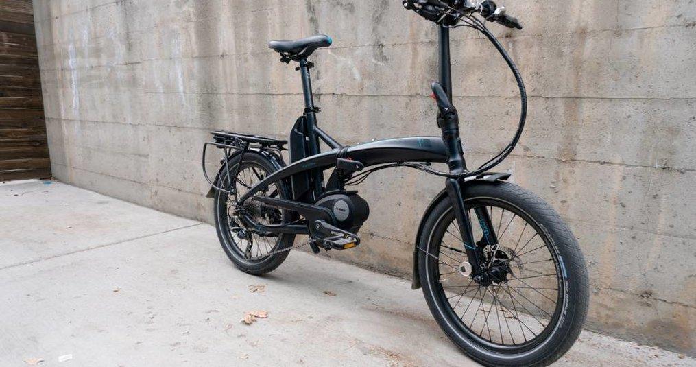 Tern Vektron S10 Folding Electric Bike Review
