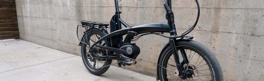 Tern Vektron S10 Folding Electric Bike Review