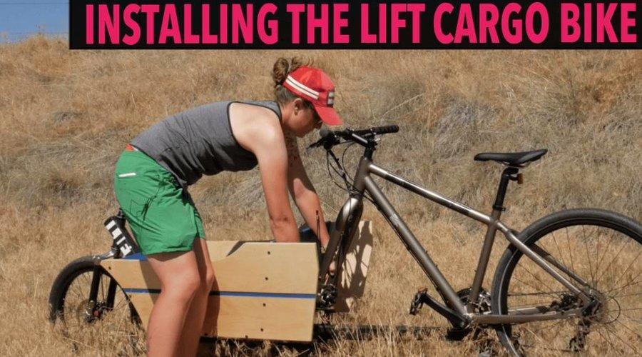 Installing the The ARGO Cargo Bike