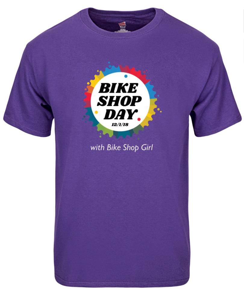 Join Bike Shop Girl for Bike Shop Day 2018