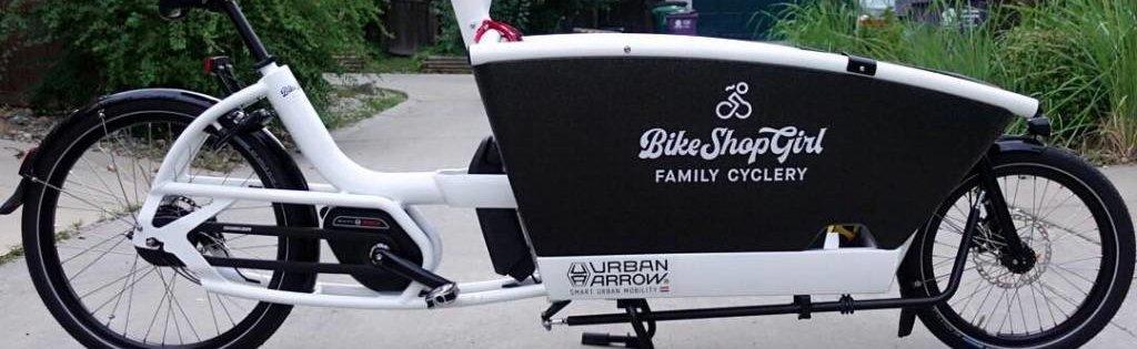 Denver and Colorado Cargo Bike Shop