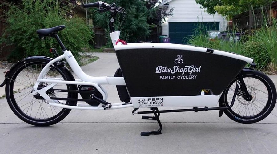 Denver and Colorado Cargo Bike Shop