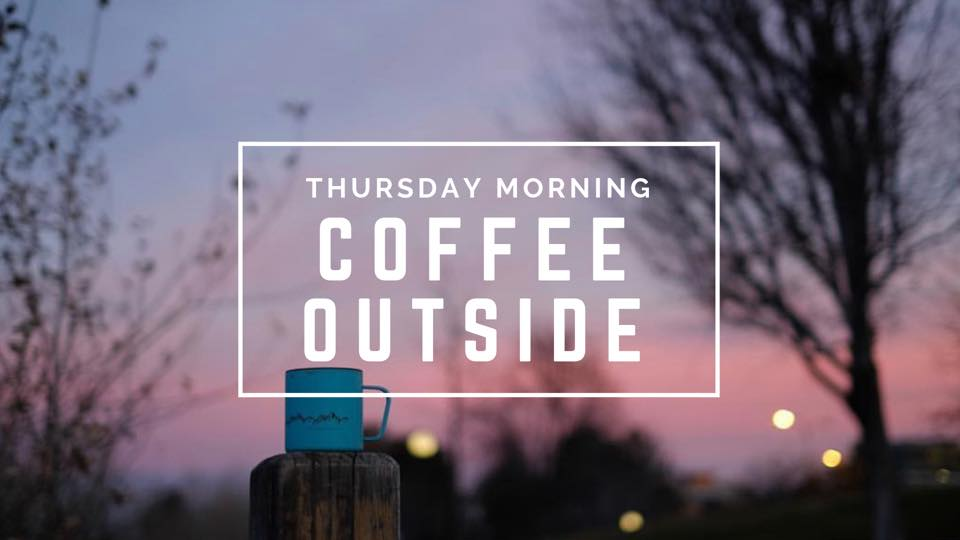 Denver Coffee Outside