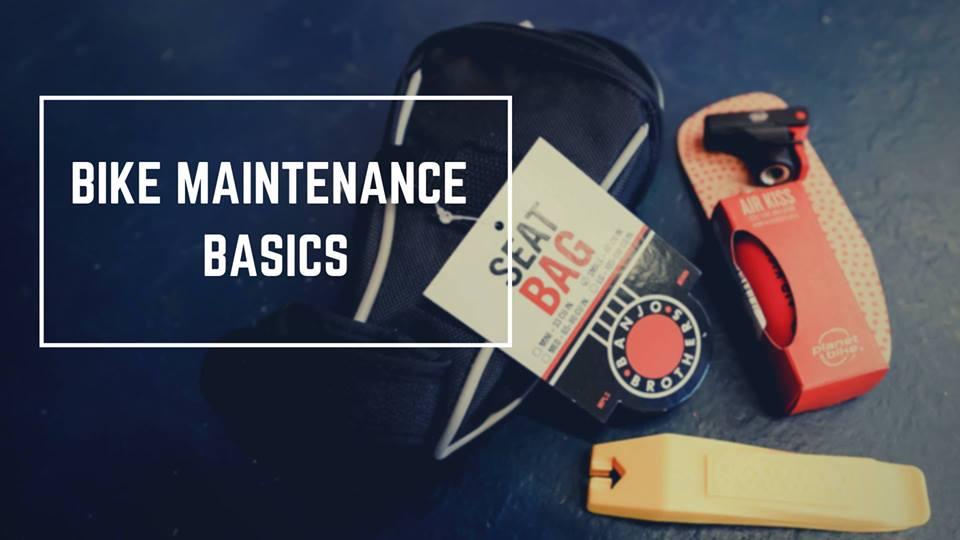 Bike Maintenance Basic Class