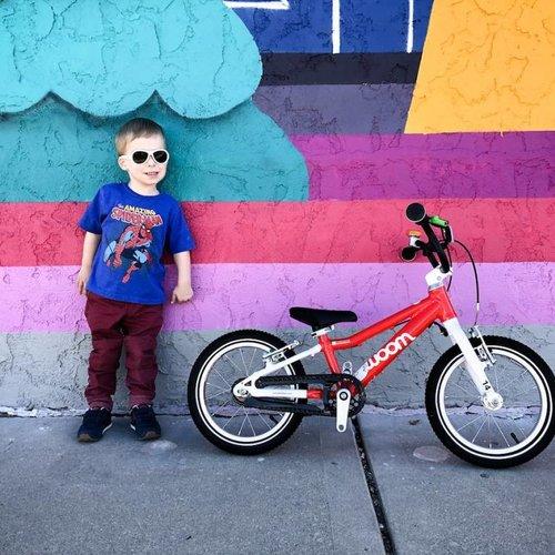 Kids' Biking