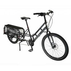 Xtracycle Xtracycle EdgeRunner Swoop - Non-Electric Cargo Bike