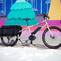 Surly Big Easy Electric Longtail Cargo Bike