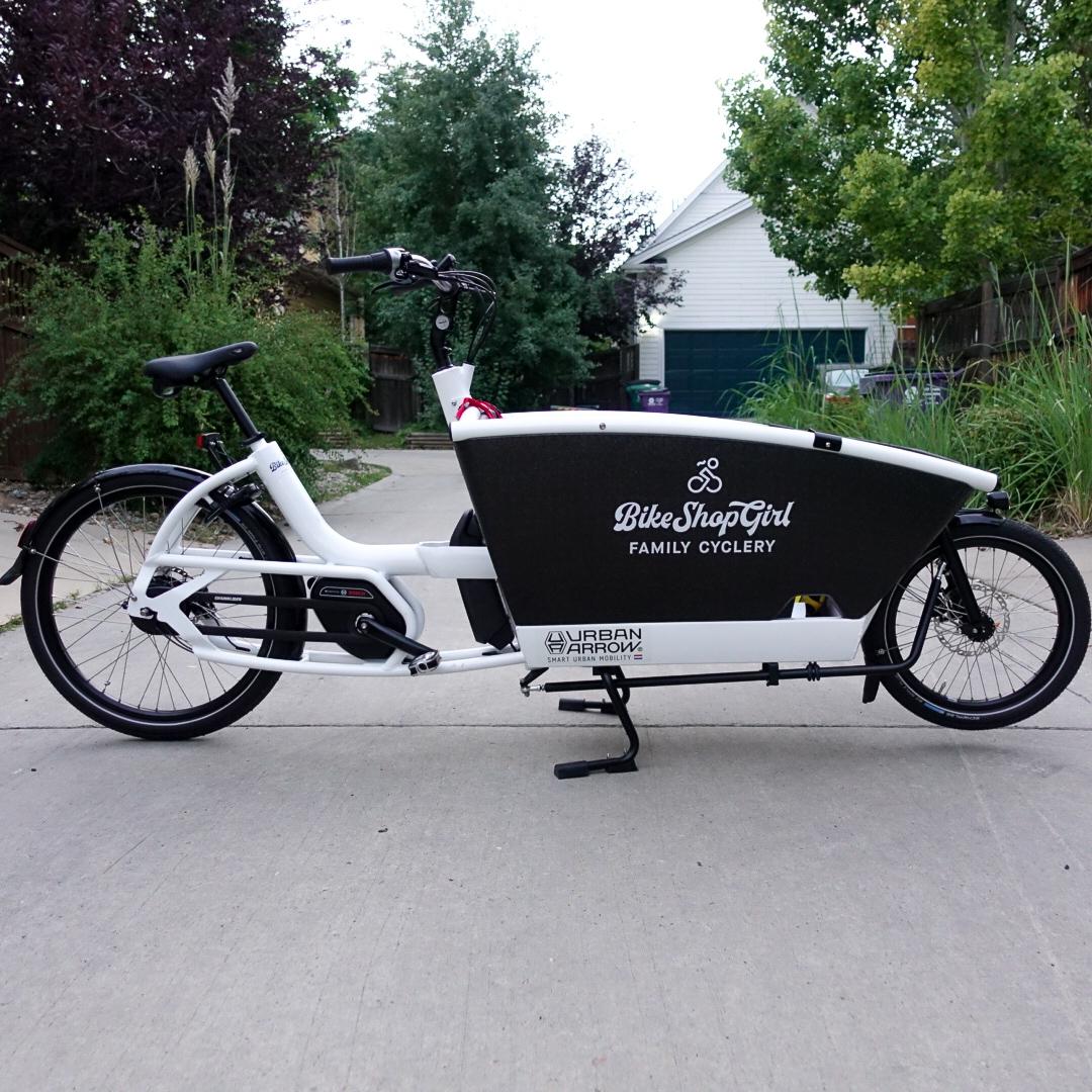 Urban Arrow Cargo Bike Denver