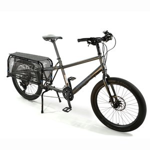 "Xtracycle Xtracycle Stoker 24"" Wheeled Longtail Cargo Bike"