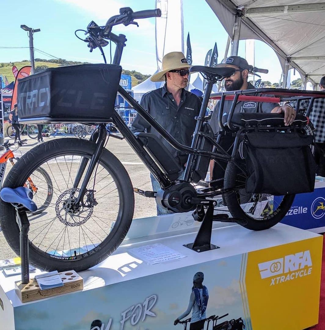Xtracycle RFA Midtail Cargo Bike