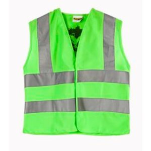 Kid's Biking High Visibility Vest