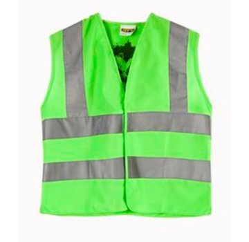 Frog Bikes Kid's Biking High Visibility Vest
