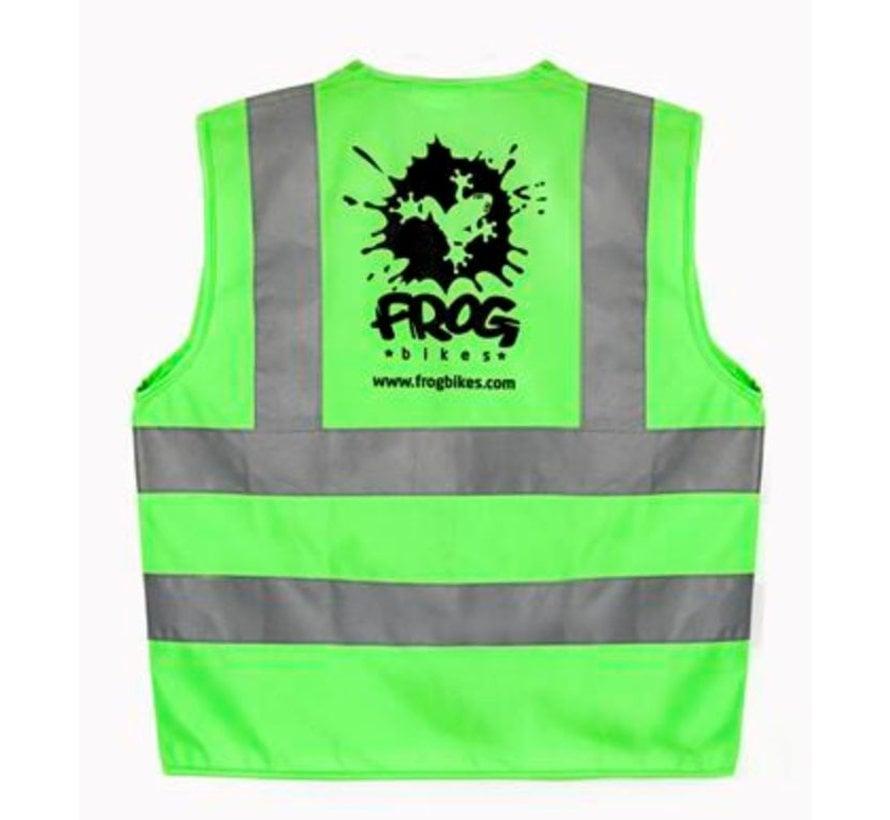 Kid's Biking High Visibility Vest