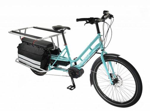 Xtracycle Xtracycle Electric Swoop Bosch CX 800Wh - Zone Blue DEMO