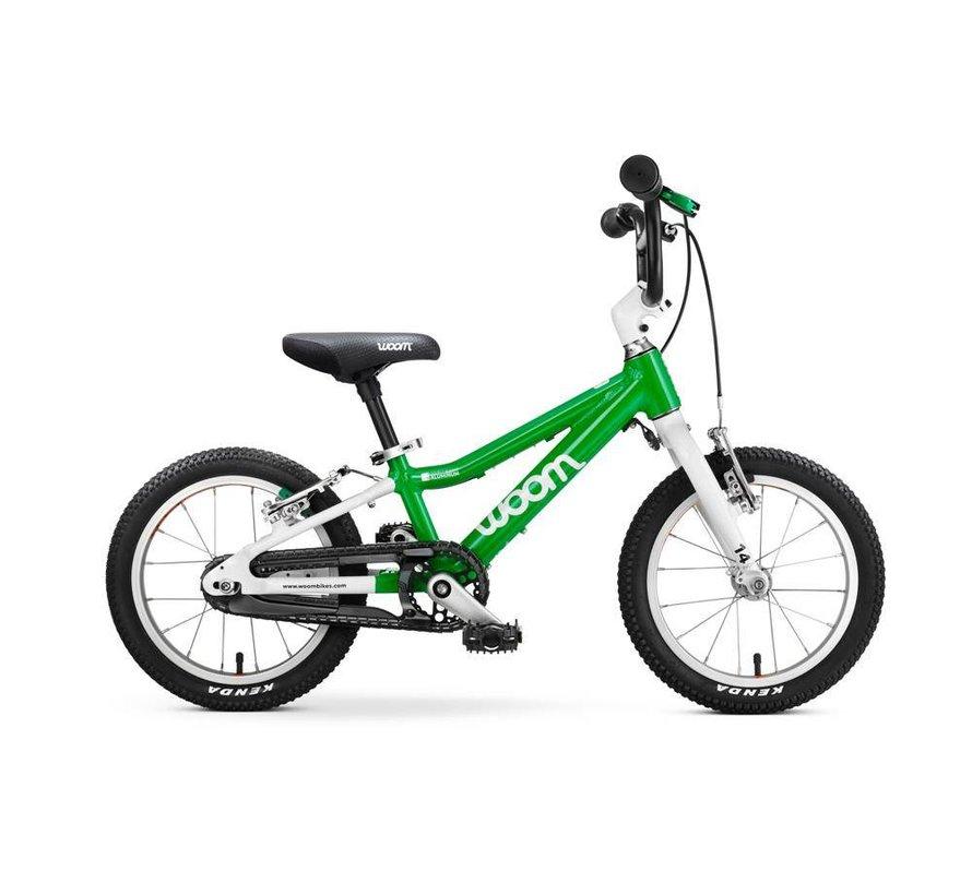 """woom 2 - 14"""" Kid's Bike"""