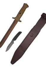 Original Eickhorn Solingen Outdoor Hunter's Knife set, Boar Hunter and Para II