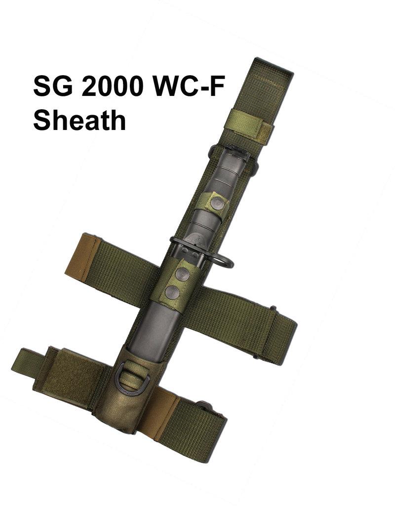 Original Eickhorn Solingen Military SG 2000 NATO