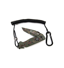 Original Eickhorn Solingen Military Lanyard with carabiner