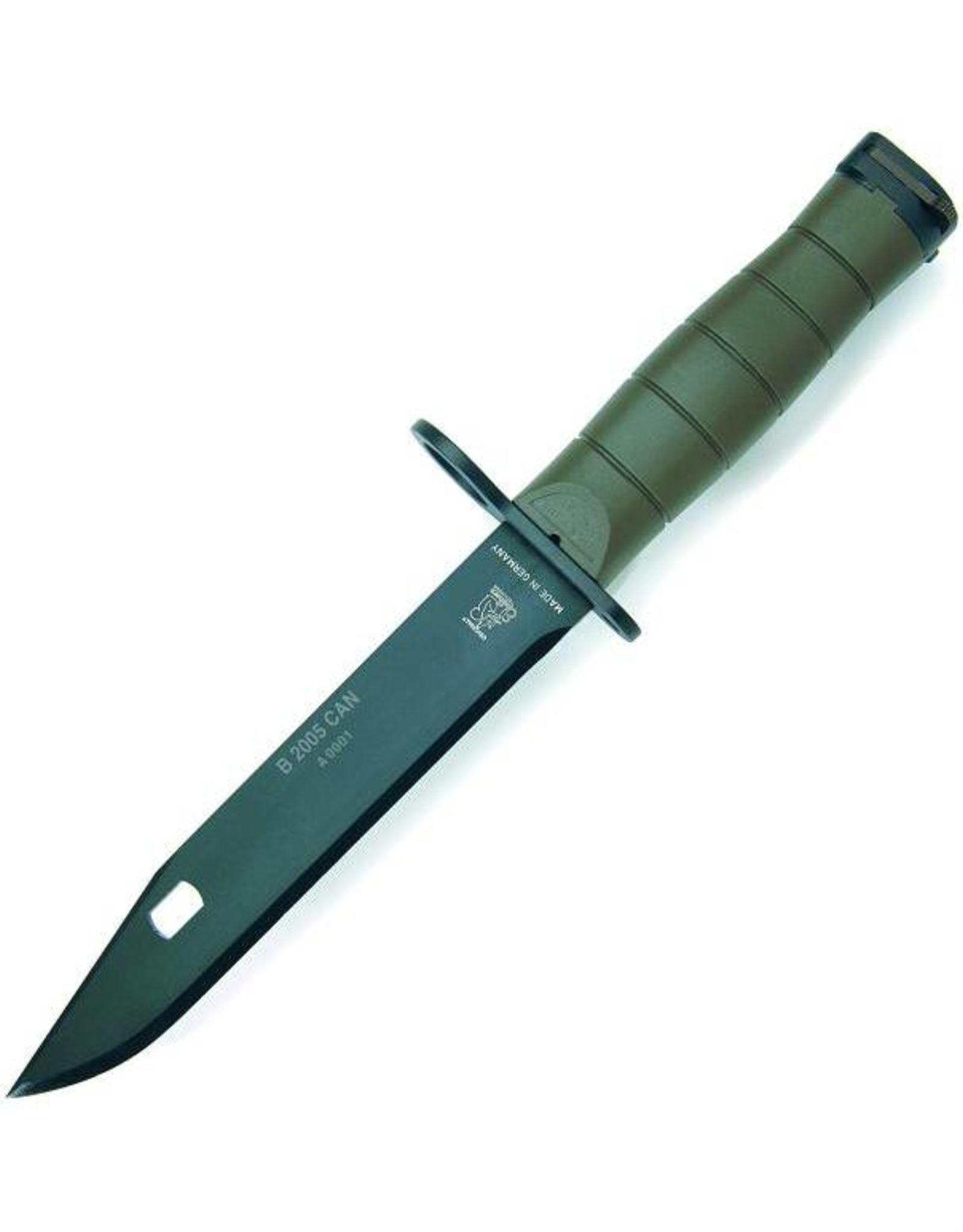 Original Eickhorn Solingen Military Bayonet B2005