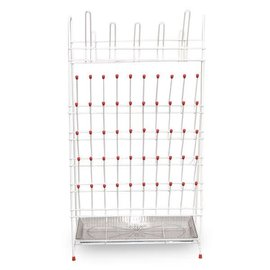 Goldleaf Scientific Glassware Drying Rack