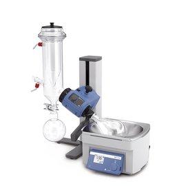 IKA RV 8 Rotary Evaporator w/ Dry Ice Condenser