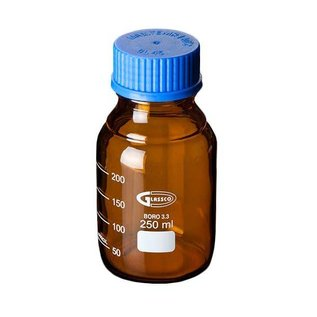 Goldleaf Scientific Lab Bottle, 250mL