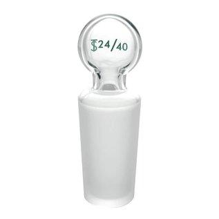 Chemglass Pennyhead Stopper, 10/30