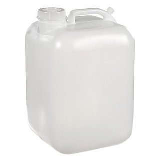 Goldleaf Scientific Plastic Container, 5 gal (for Ethanol)