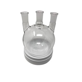Goldleaf Scientific 3-Neck Round Bottom Flask, 2000mL, 24/40 Outer Joint (All)