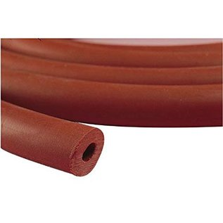 "Goldleaf Scientific Rubber Vacuum Tubing, 5/16'' ID, 1/4"" Wall Thickness (50ft)"