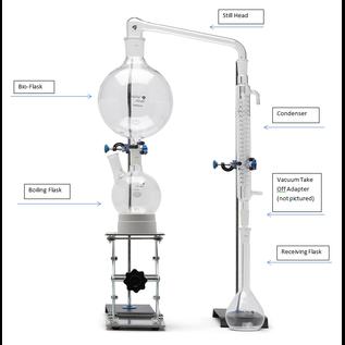 Goldleaf Scientific 3L Steam Distillation Kit