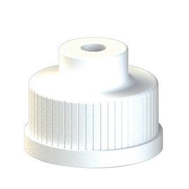 Ace Glass Inc. GL-45 Cap, 1/4'' FNPT, PTFE
