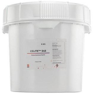 Goldleaf Scientific Celite 545 Diatomaceous Earth, 5kg
