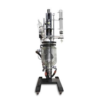 Goldleaf Scientific Triple Layer Electric Lifting Reactor