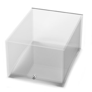 PolyScience 23L Polycarbonate Open Tank
