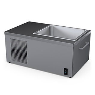 PolyScience 13L Stainless Steel Refrigerated Open Bath, 120V, 60Hz