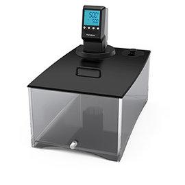 PolyScience 28L Polycarbonate Open Bath, MX (Ambient +10 to 85C), 120V, 60Hz
