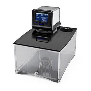 PolyScience 23L Polycarbonate Open Bath, Advanced Programmable (Ambient +10 to 85C), 120V, 60Hz