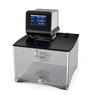 PolyScience 17L Polycarbonate Open Bath, Advanced Programmable (Ambient +10 to 85C), 120V, 60Hz