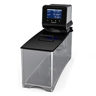 PolyScience 14L Polycarbonate Open Bath, Advanced Programmable (Ambient +10 to 85C), 120V, 60Hz