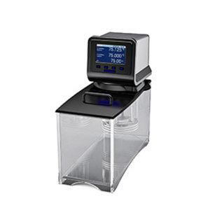 PolyScience 11L Polycarbonate Open Bath, Advanced Programmable (Ambient +10 to 85C), 120V, 60Hz