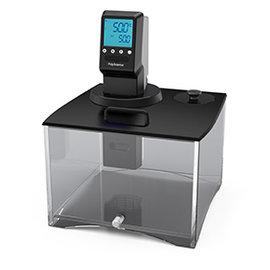 PolyScience 17L Polycarbonate Open Bath, MX (Ambient +10 to 85C), 120V, 60Hz