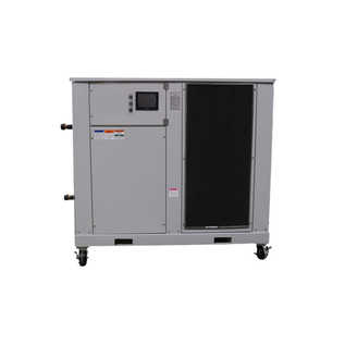 Goldleaf Scientific 5 HP Industrial Air-Cooled Recirculating Chiller, Single Phase