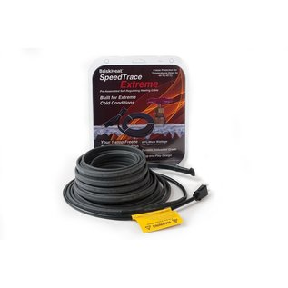 BriskHeat SpeedTrace Extreme Pre-Assembled Self-Regulating Heating Cable