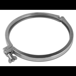 "12"" Single Hinge Tri-clamp"