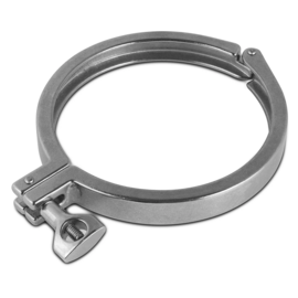 "8"" Single Hinge Tri-clamp"