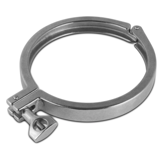 "6"" Single Hinge Tri-clamp"