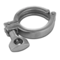 "2"" Single Hinge Tri-clamp"